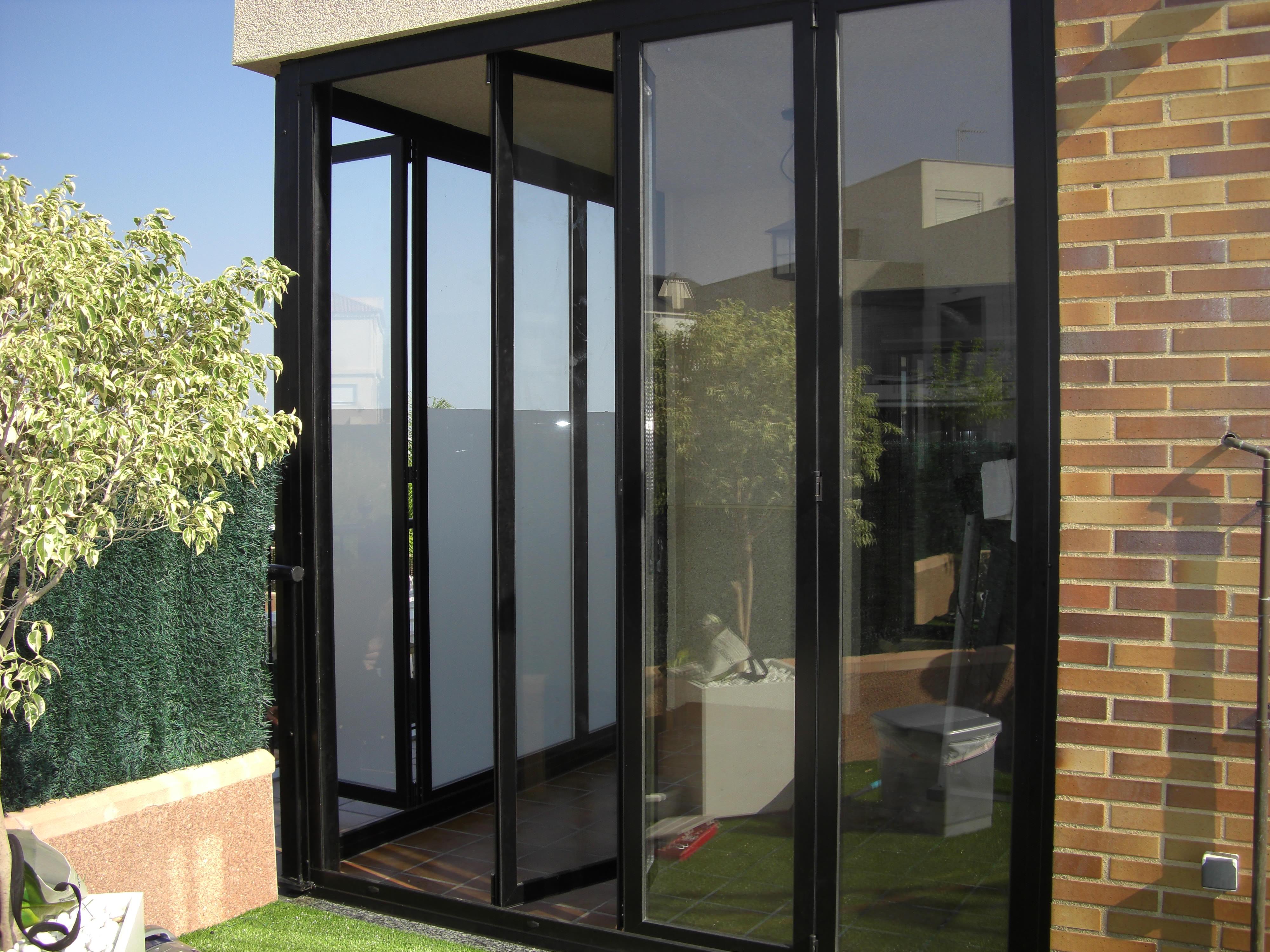 Ancesa cerramiento de aluminio for Colores ventanas aluminio lacado