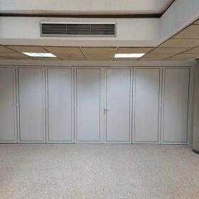 Puerta oficina Plegable Divisoria